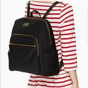 Kate Spade Large Hilo Backpack/ Laptop case